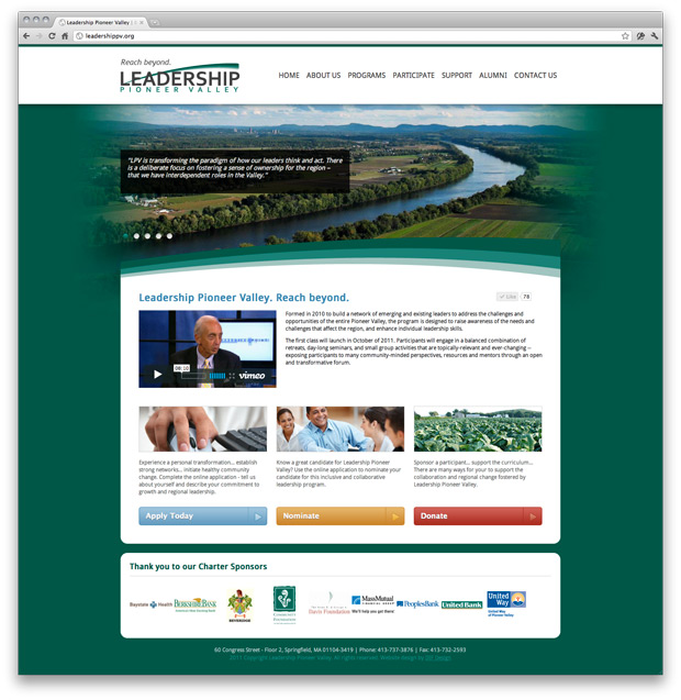 LPV Website Design