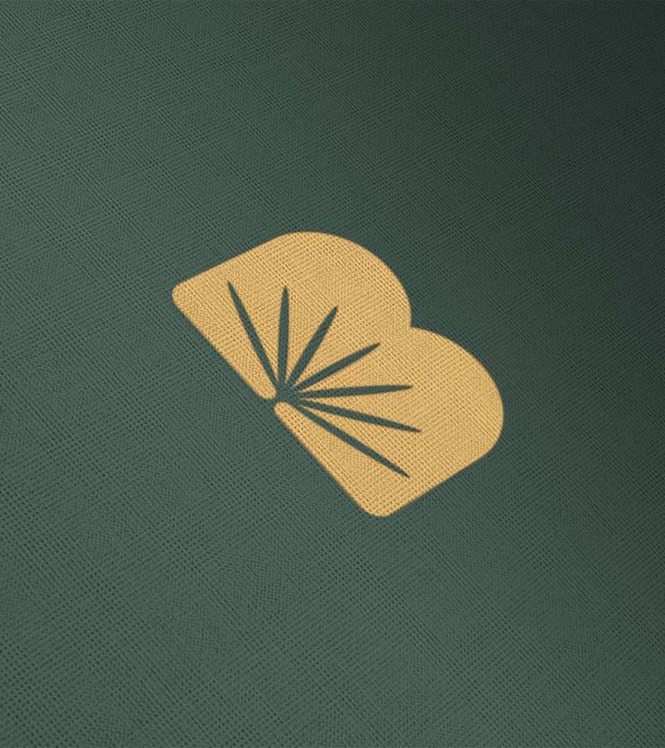 Bloom Market Garden logo design by DIF Design