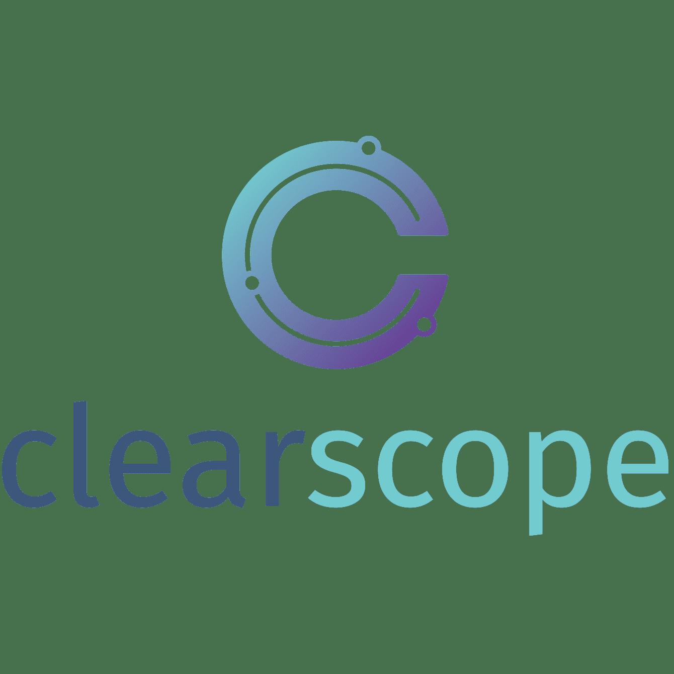 Clear Scope logo design by DIF Design