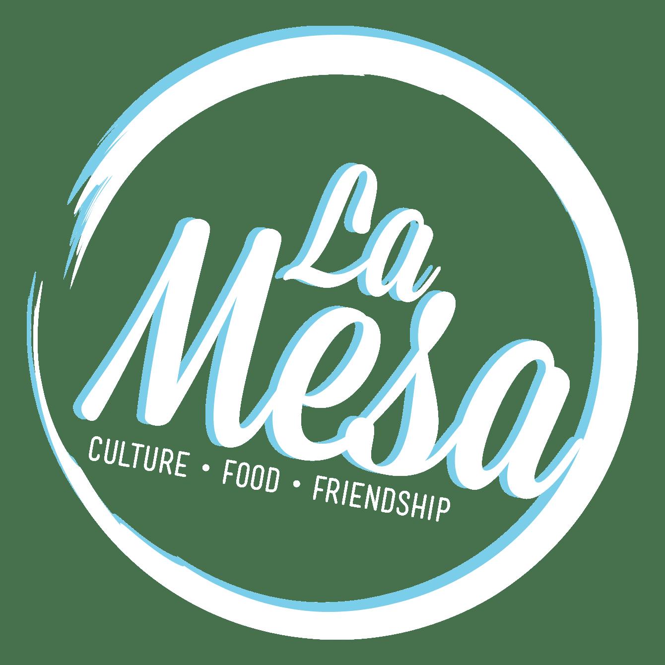 La Mesa logo design and branding by DIF Design