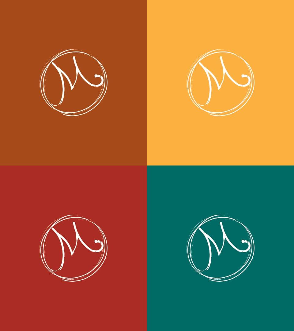 Mulino's Italian Restaurant logo design and branding by DIF Design