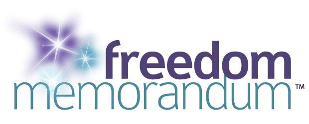 Freedom Memorandum Logo