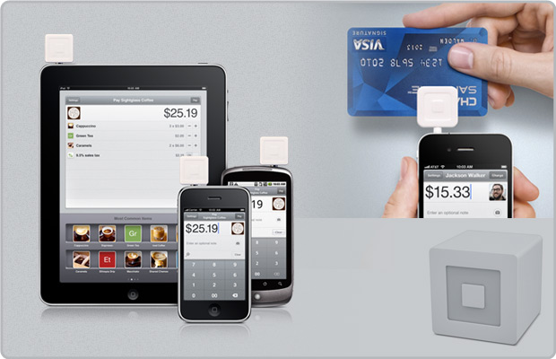 Square - Accept credit card payments right on your mobile device