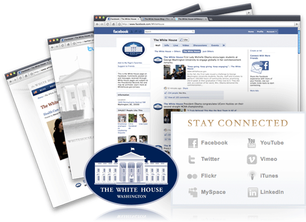 White House and Social Media