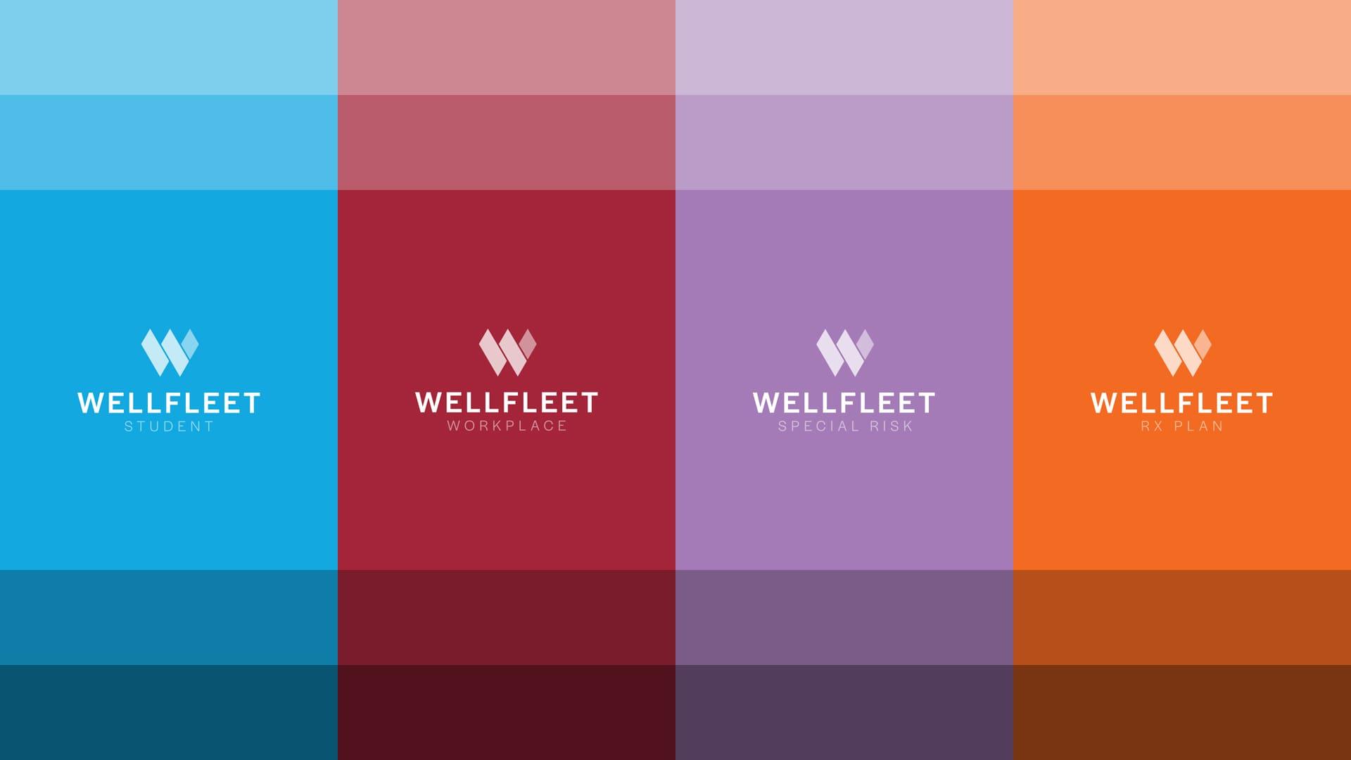 DIF Design Project - Wellfleet new logo deprtments