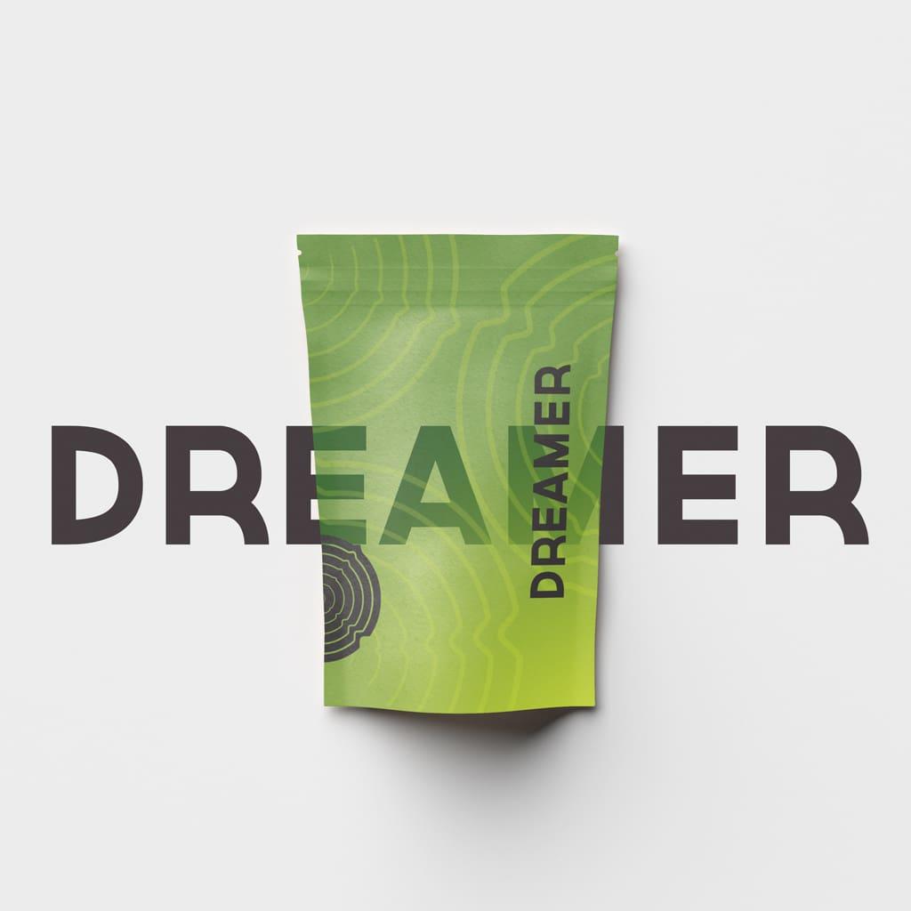 DIF Design featuring Dreamer Cannabis