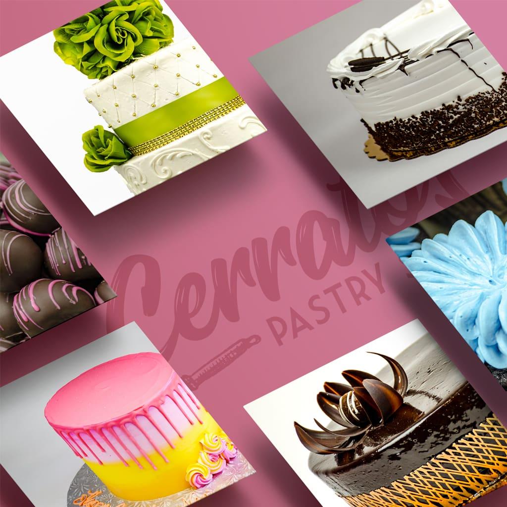 DIF Design featuring Cerrato's Bakery